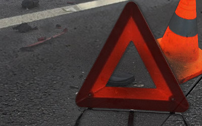 В Ульяноской области на трассе «Тойота» столкнулась с двумя грузовиками, один человек погиб