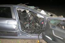 В Курской области пять человек погибли в жутком ДТП