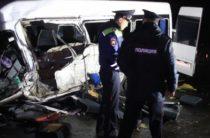 Жуткое ДТП под Калининградом: внедорожник врезался в микроавтобус, погибли 7 человек