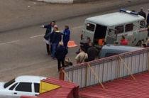 В Башкирии иномарка вылетела на красный свет, устроила ДТП и на пешеходном переходе насмерть сбила молодую девушку