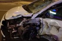 В Казани в жутком ДТП насмерть разбился мотоциклист