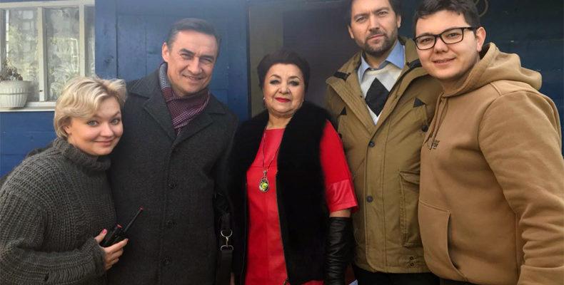 В Казани начались съемки фильма «Кире» с участием Камиля Ларина из «Квартет И»