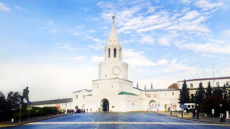 Казань в ТОП-3 самых популярных у туристов городов России в 2018 году