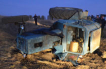 В Башкирии 48-летний тракторист погиб из-за отломившейся оси у трактора