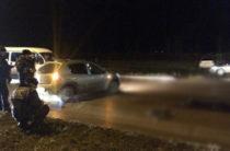 В Башкортостане сразу три автомобиля сбили насмерть женщину
