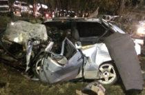 В Димитровграде двое парней погибли при столкновении ВАЗа и «Митсубиси»