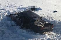 В Башкортостане женщина и два ее сына погибли в ДТП