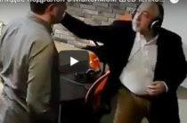 Журналисты Максим Шевченко и Николай Сванидзе  подрались в прямом эфире радио