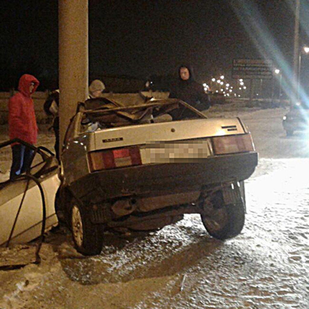 страшная авария в ДТП Стерлитамаке