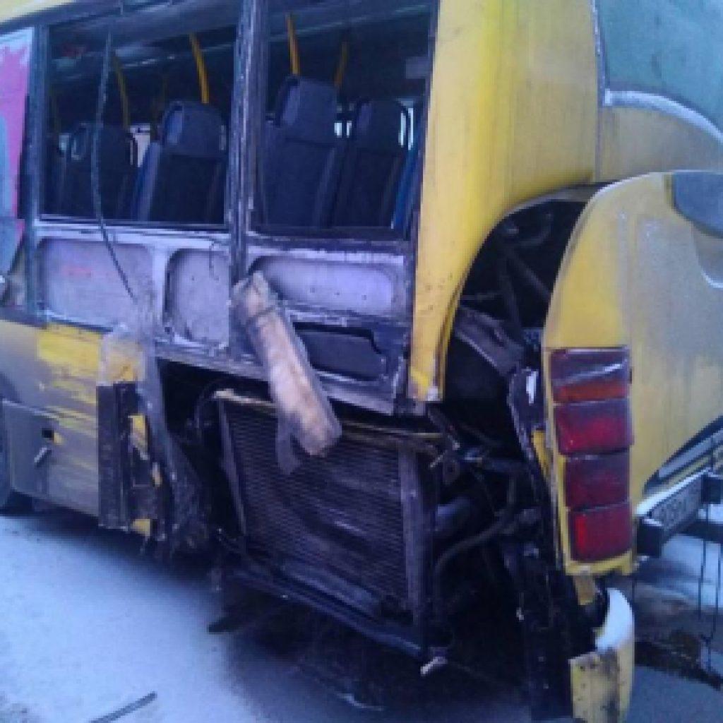 ДТП в Перми с автобусами