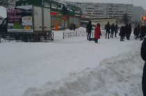4 января в Казани ожидается снегопад и метель