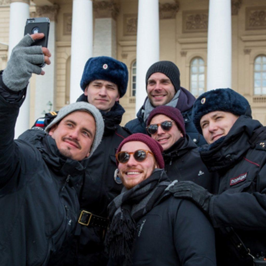туристическая полиция Казани
