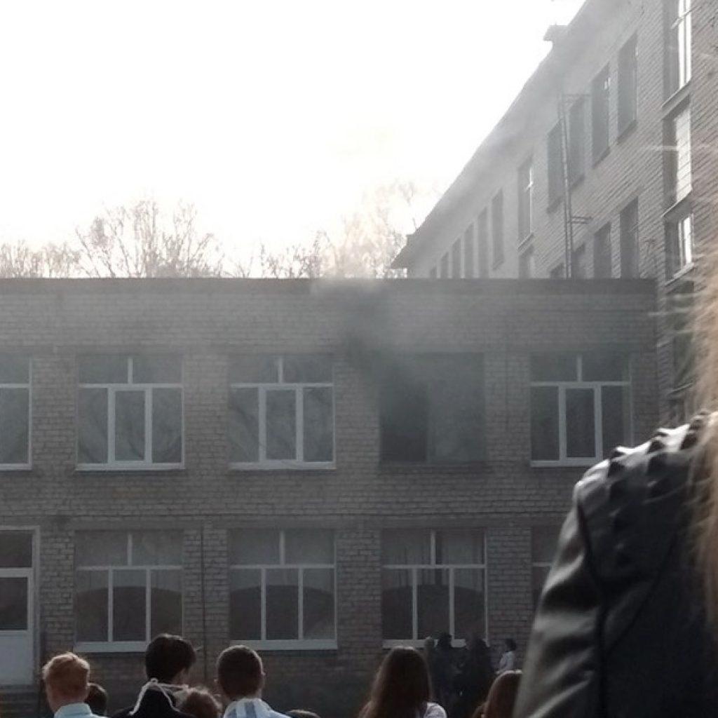 нападение на школу в Стерлитамаке