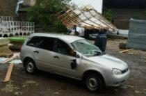 Последствия урагана в Казани. Подборка фото из соцсетей