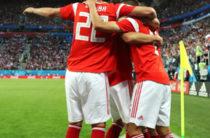 Россия в 1/8 финала! Египет обыгран со счетом 3:1