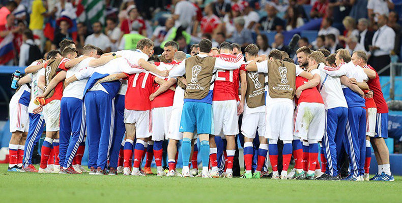 Проиграли, но спасибо за всё, команда!