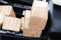 В Казани полицейские задержали пикап забитый наркотиками (Видео)