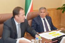 В Казани обсудили готовность Татарстана к исполнению Указа Президента России