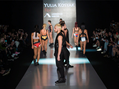 Volga Fashion Week в Казани