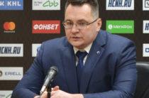 ХК «Нефтехимик» отправил Андрея Назарова в отставку с поста главного тренера