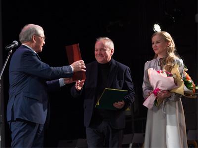 Минтимер Шаймиев: «Татарский театр юного зрителя нам особо дорог тем, что он, словно ребенок, родился и вырос на наших глазах»