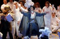 Победитель фестиваля «Созвездие-Йолдызлык» Рузиль Гатин дебютировал на сцене Большого театра России