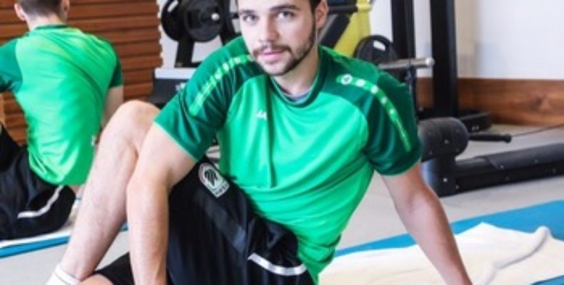 «Рубин» расторг контракт с Евгением Башкировым