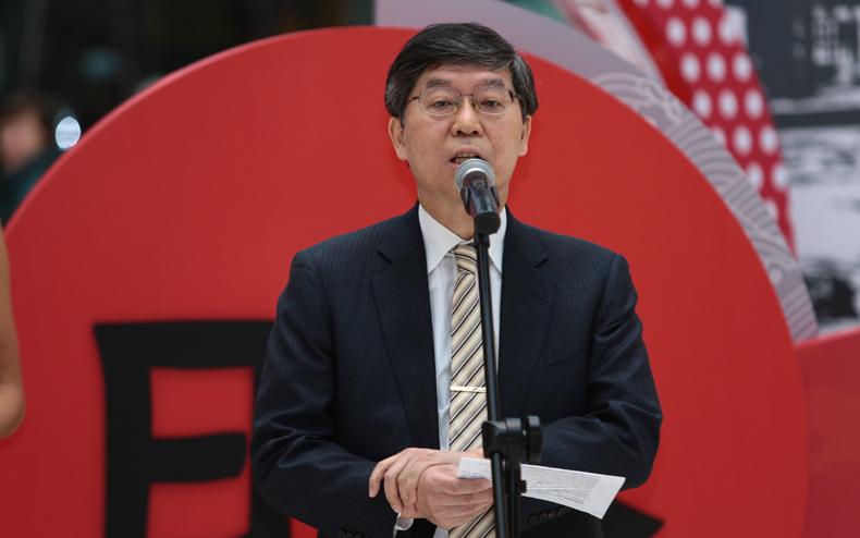 представитель Посольства Японии вРФТосихиро Аики