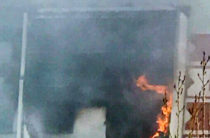 В Казани в многоэтажке произошел взрыв газа