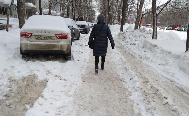 Тротуары казань