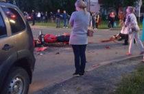 В Зеленодольске подросток на мотоцикле погиб в ДТП