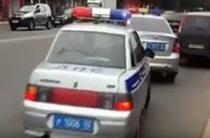 В Уфе пьяная 21-летняя девушка без прав уходя от ДСП устроила ДТП