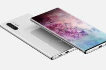 Известны технические характеристики смартфона Samsung Galaxy Note 10 Pro