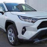 Toyota готовится к старту продаж нового RAV4