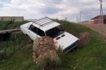 21-летняя автоледи без прав устроила ДТП, в котором пострадала ее 2-летняя дочка