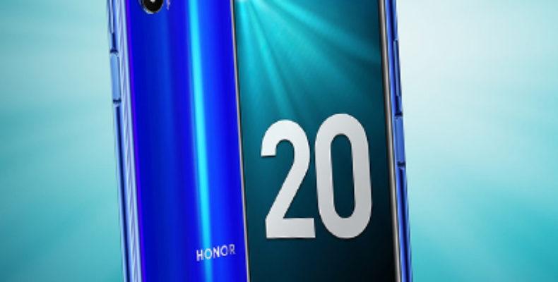 25 июля в России пройдет презентация смартфона Honor 20 Pro