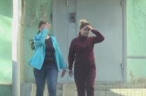 МВД опубликовало оперативное видео с задержанной Луизой Хайруллиной