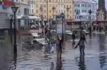 Новость о затопленной улице Петербургская в Казани оказалась фейком