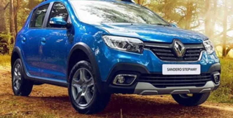 Renault Sandero превратят в полноценный кроссовер