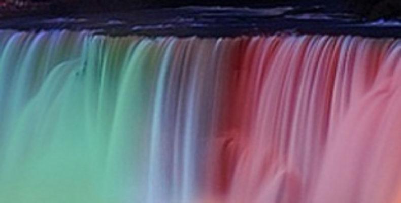30 августа Ниагарский водопад будет подсвечен цветами флага Татарстана