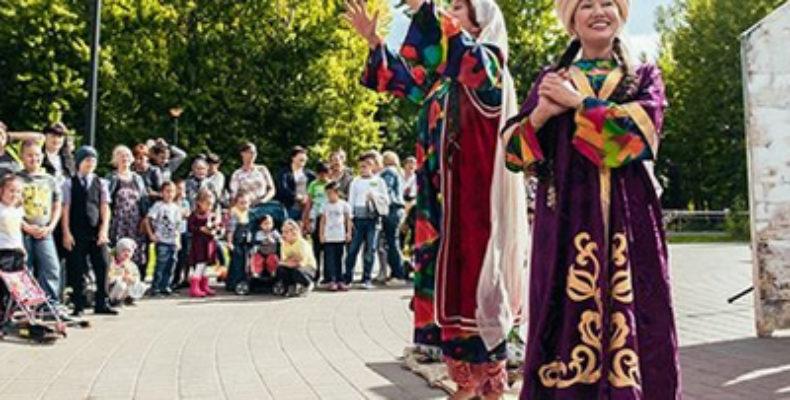 В Казани в парке Тинчурина покажут отрывок из спектакля «Шурале-online»