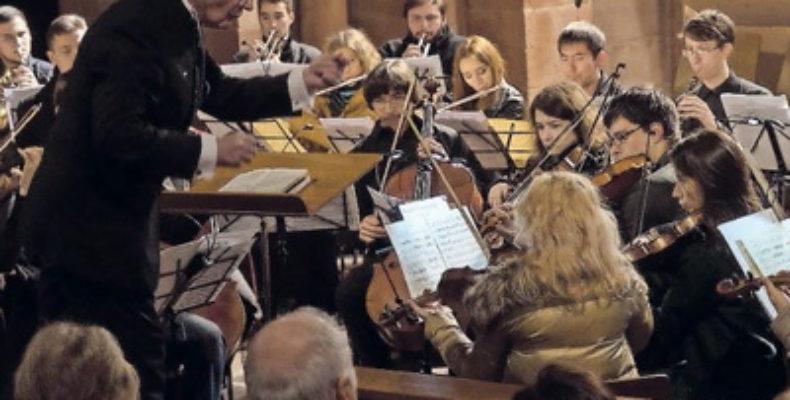 Оркестр и хор Казанской консерватории выступят в Европе