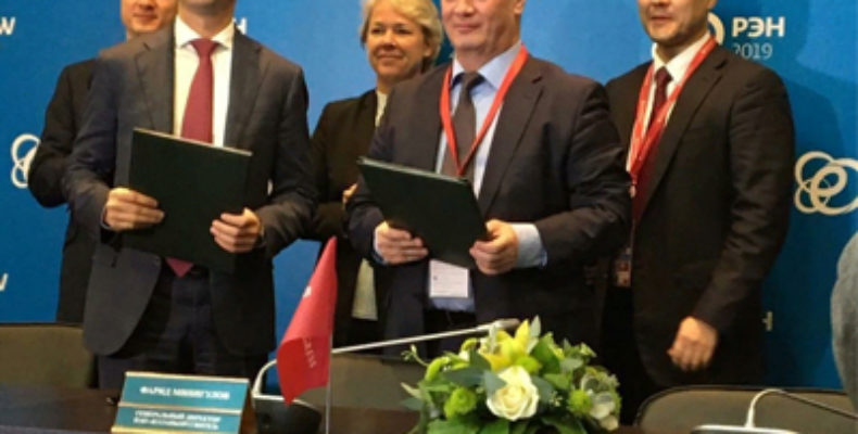 «Сименс» и «Казаньоргсинтез» построят электростанцию в Татарстане