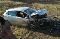 В Татарстане женщина на «встречке» врезалась в иномарку с детьми, один ребенок погиб