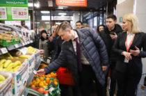В Казани открыли первый инновационный магазин «Магнит»