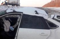В Ульяновской области при столкновении «Гранты» и «Газели» погибла 21-летняя девушка