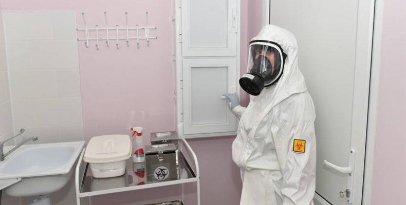 За сутки в Татарстане выявили 84 новых случая коронавируса