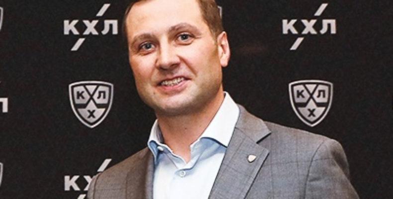 Алексей Морозов — новый президент КХЛ