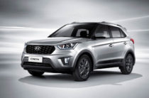 На российский рынок выходит обновленный кроссовер Hyundai Creta
