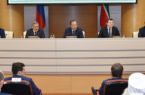В Казани представили главного федерального инспектора по Республике Татарстан